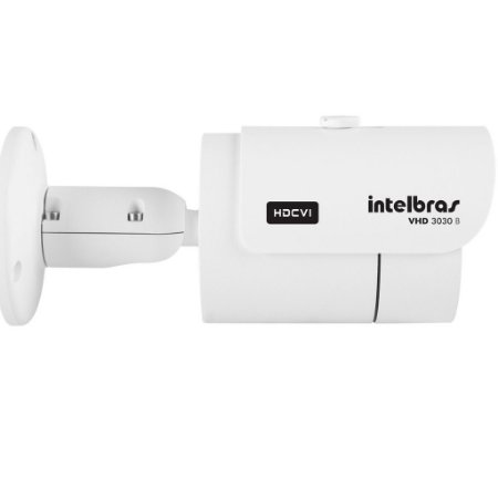 Câmera Hdcvi Intelbras Vhd 3130B 1 Megapixel 30 Metros Lente 2,8mm 2ª Geração