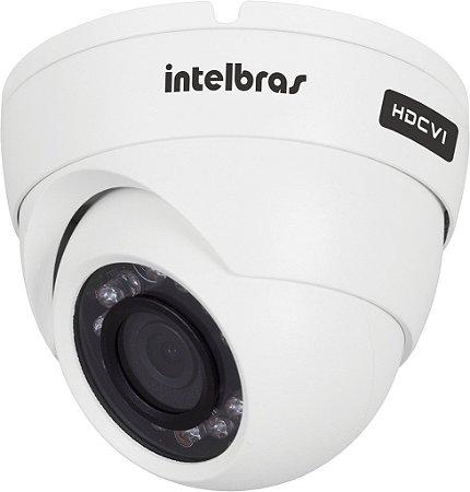 Câmera Hdcvi Intelbras Vhd 5020D 2 Megapixel 20 Metros Full Hd