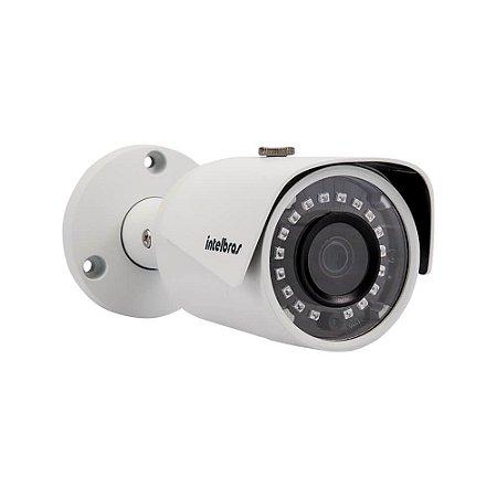 Câmera IP Intelbras 1 Megapixel 3,6 mm Vip S3020 G2 Branca