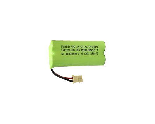 Bateria Original Para Telefone Sem Fio Intelbras