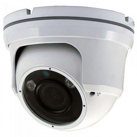 Câmera de Segurança Ahd AH107 1.3 Megapixel Varifocal 2,8 à 12mm
