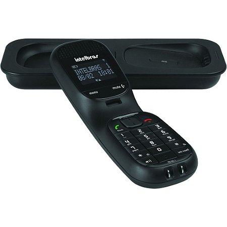Telefone Sem Fio Intelbras Ts 80 V Com Viva Voz