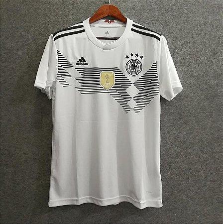 d0a05e681eae3 Camisa Seleção Alemanha Home 17 18 - AG IMPORTS