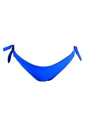 Calcinha Biquíni Fio Duplo Kymacta Surf Azul