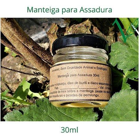 Manteiga para Assadura