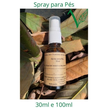 Spray para Pés
