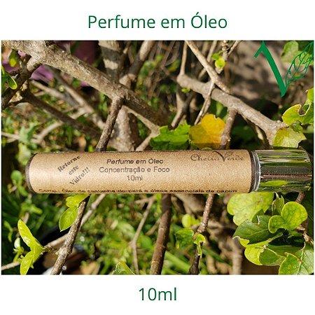 Perfume em Óleo - 10ml