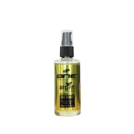 One Force Óleo Argan 60ml