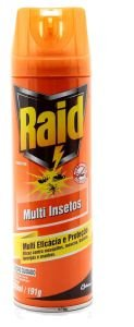 Inseticida Raid Multi Insetos 191g
