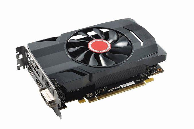 Placa de Video AMD XFX RADEON RX 560D 2GB DDR5 64Bits RX-560D2SFG5