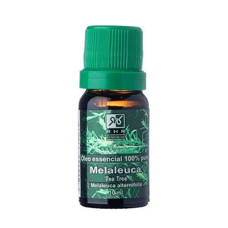 Óleo Essencial Melaleuca 10ml - RHR