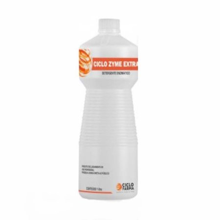 Detergente Enzimático 1L - Clico Zyme Extra - Ciclo Farma