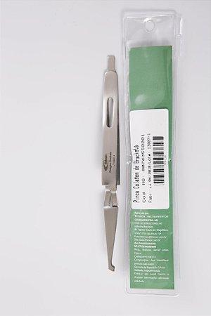 Pinça trançada colagem de Brackets, inox, marca Thimon TPO 330