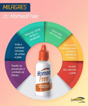 HomeoFree  Frasco 30ml - HF - HMulti