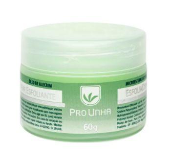 EsfoliaDerm - Pote 60g ED - Pro Unha.