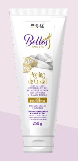 Peeling de Cristal Bellas - Bisng. 250g