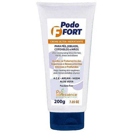 Podofort Creme Ultra Hidratante - 200g -Pro Essence