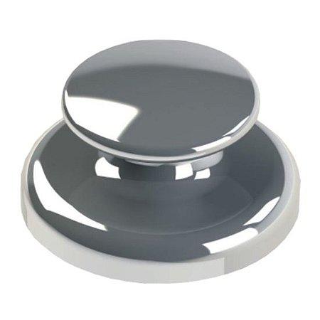 Botao Lingual para Colagem Metálico - Dental Morelli - Embalagem com 10 un