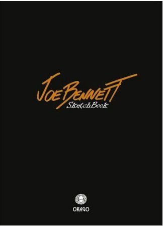 Joe Bennett Sketch Book