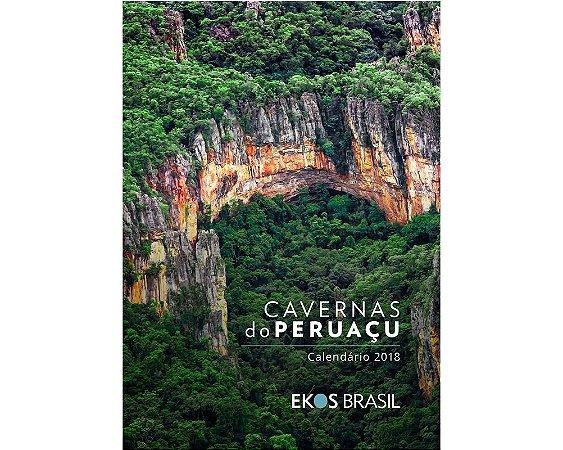 Calendário Cavernas do Peruaçu -  Vertical
