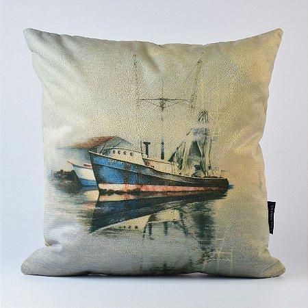 Almofada Náutica Barco Pesqueiro