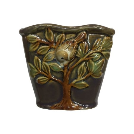 Mini Vaso Árvore Roxo