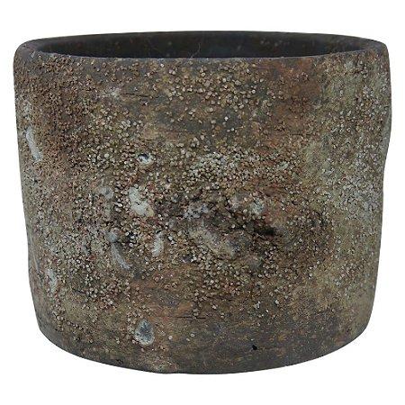Vaso de Cimento Vintage