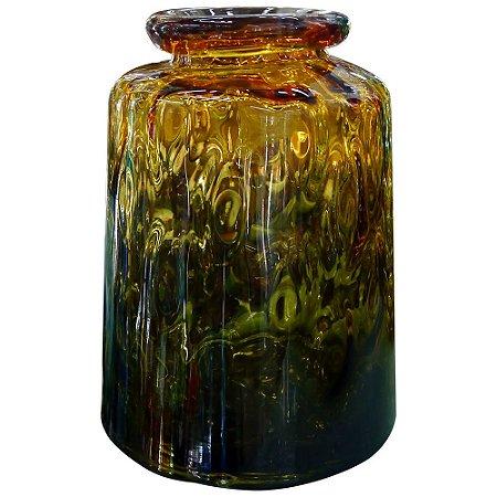 Vaso de Vidro Finotatto