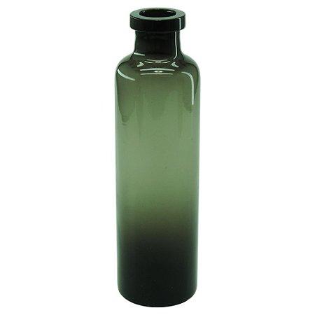 Vaso de Vidro Bottle Verde