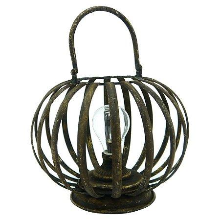 Luminária Vintage de Mesa LED