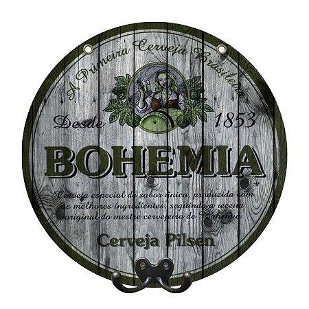 Cabideiro de Parede Decorativo Bohemia
