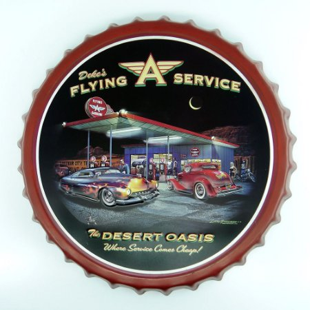 Tampa Decorativa Flying Service
