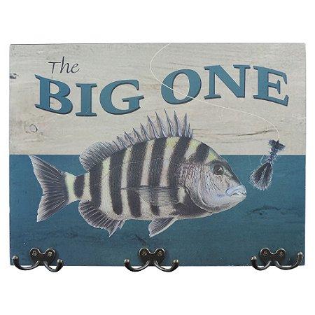 Cabideiro de Parede The Big One Peixe