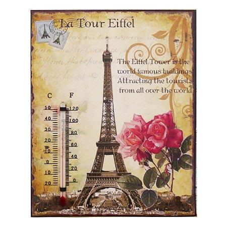 Termomêtro Torre Eiffel