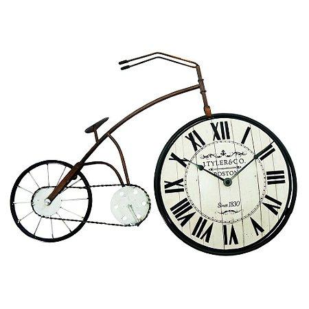 12a009abf49 Relógio Bicicleta Vintage - Loja de Artigos para Decoração - Kasa Ideia