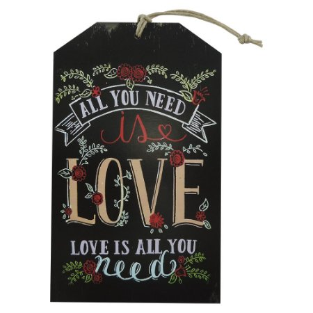 Decorativo Tag Parede All You Need