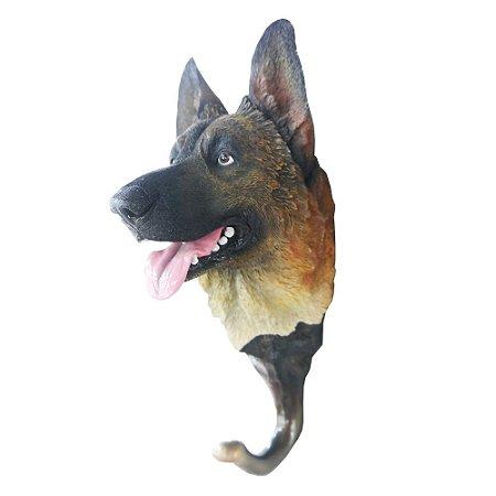 Cabideiro de Parede Decorativo Cachorro