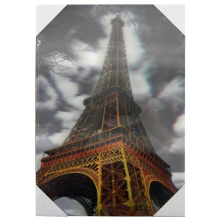 Quadro 3D Paris