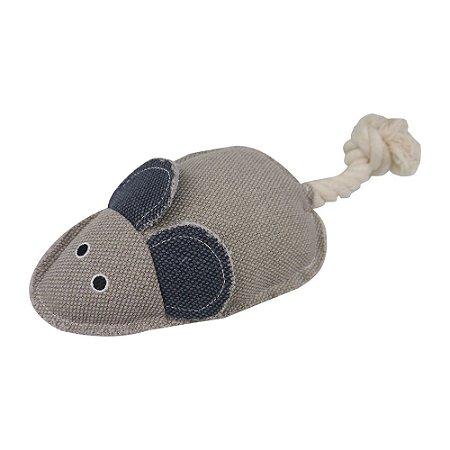 Brinquedo Rato de PET - Mister Zoo