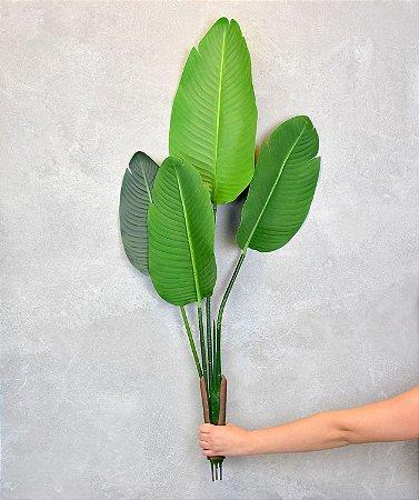 Folha de Bananeira Permanente Grande