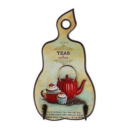 CABIDEIRO FRUTA TEAS E COFFEES