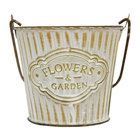 Vaso Balde Flowers & Garden M
