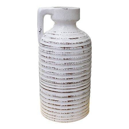 Vaso Lines em Cerâmica
