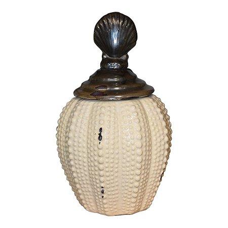 Vaso Pérola em Cerâmica
