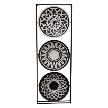Prato Decorativo Mandala
