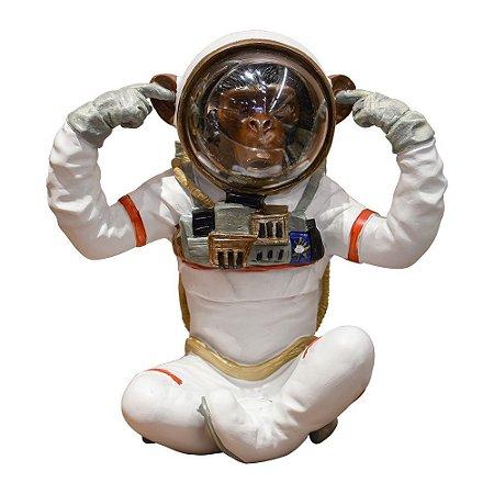 Macaco Astronauta Surdo