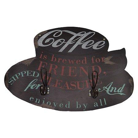 Cabideiro Coffee em Madeira