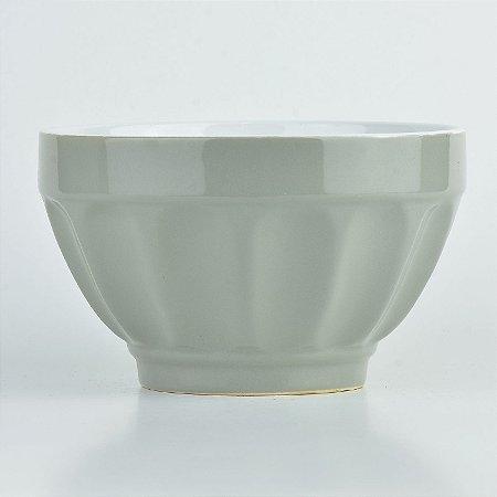 Tigela Color Cinza em Cerâmica