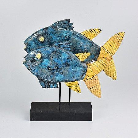 Casal de Peixes Decor