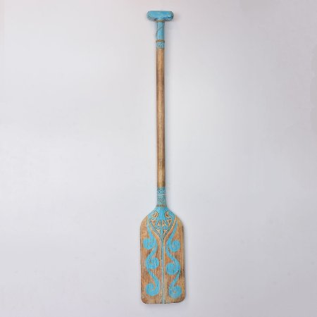 Remo Maori Turquesa Quadrado 130 cm